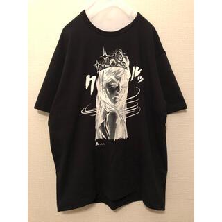 カラー(kolor)のKolor × AC部 コラボ 20SS Tシャツ size 1 タグ付(Tシャツ/カットソー(半袖/袖なし))