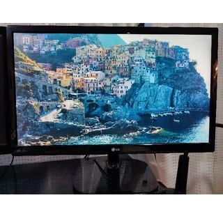 エルジーエレクトロニクス(LG Electronics)のLGディスプレイ 21.5インチ 2枚売り(ディスプレイ)