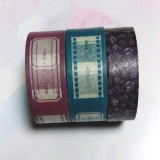 マークス マスキングテープ 3個