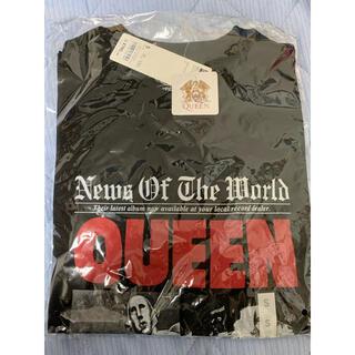 ジーユー(GU)のQueen クイーン Tシャツ GUコラボ ジーユー  メンズSサイズ(Tシャツ/カットソー(半袖/袖なし))