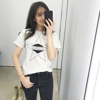 Saint Laurent - サンローラン Tシャツ【新品】ホワイト ドゥロワー  XS