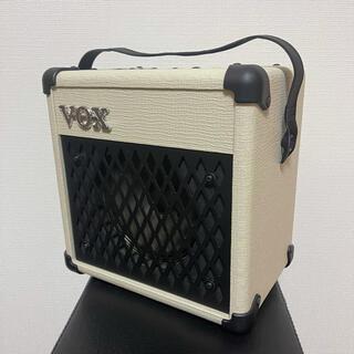 ヴォックス(VOX)のVOX mini5 rhythm ギター アンプ 美品(ギターアンプ)