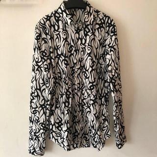 DIOR HOMME - DIOR  Atelierジャケット トライバルシャツ 2点セット