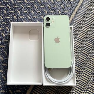 Apple - iPhone12 mini 256GB 人気グリーン色