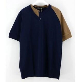 カラー(kolor)の新品 kolor カラー ネイビー シャツ(シャツ)