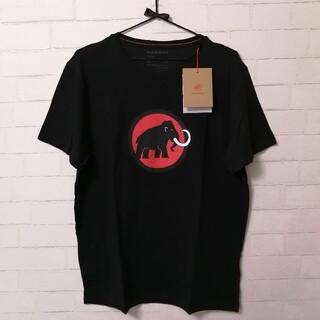 マムート(Mammut)の【新品】Mammut Classic T-Shirt Men アジアXL 黒(登山用品)