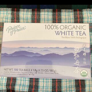 ホワイトティー 白茶 100包(茶)