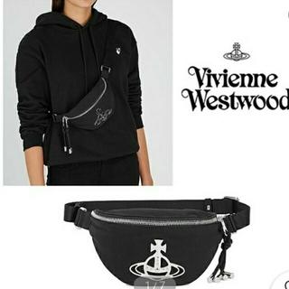 ヴィヴィアンウエストウッド(Vivienne Westwood)のviviennewestwood オーブ ミニボディバック ウエストポーチ (ボディバッグ/ウエストポーチ)
