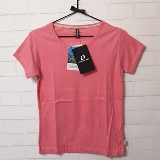 ONYONE - 【新品】ONYONEレディス半袖Tシャツ(虫よけ機能付き) Sサイズ ピンク