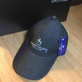 ラルフローレン(Ralph Lauren)の新品 POLO キャップ ポロクラブ   ラルフローレン 好きに 帽子(キャップ)