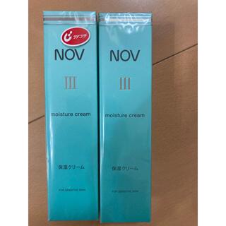 NOV - 特別価格!NOV ノブ III モイスチュアクリーム(保湿クリーム)