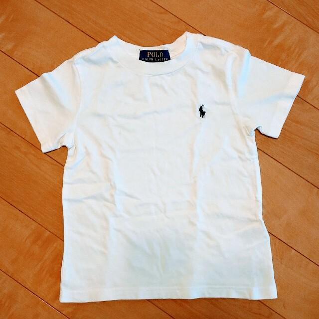 POLO RALPH LAUREN(ポロラルフローレン)のポロ ラルフローレン キッズ Tシャツ 100 2枚組 女の子 キッズ/ベビー/マタニティのキッズ服女の子用(90cm~)(Tシャツ/カットソー)の商品写真