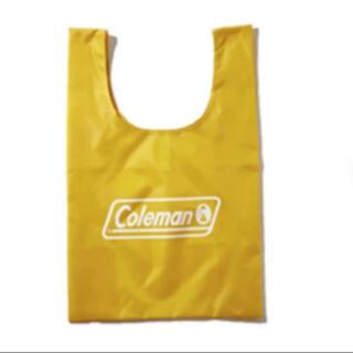 Coleman - 雑誌付録 GO OUT ゴーアウト7月号