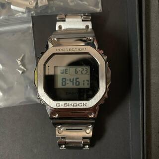 G-SHOCK - カスタムg-shock DW-5600SK-1