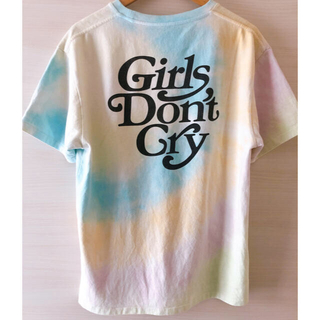 ジーディーシー(GDC)のガールズドントクライ(girlsdon'tcry)タイダイTシャツ(Tシャツ/カットソー(半袖/袖なし))