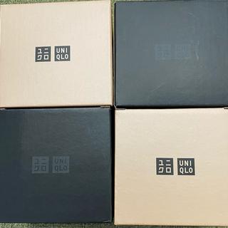 ユニクロ(UNIQLO)の4個セットUNIQLOステンレス製マグカップhot&cold(グラス/カップ)
