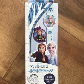 アナトユキノジョオウ(アナと雪の女王)のアナと雪の女王 オラフ デジタルウォッチ(腕時計)