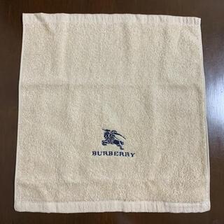 BURBERRY - バーバリー⭐️ロゴ刺繍⭐️ウォッシュタオル