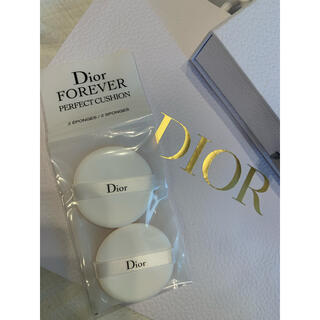 Dior - 新品未使用 dior forever クッション