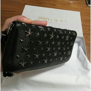 JIMMY CHOO - 美品 JIMMY CHOO FILIPA サイフ