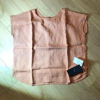 ドアーズ(DOORS / URBAN RESEARCH)の新品 アーバンリサーチドアーズ リネントップス 120(Tシャツ/カットソー)