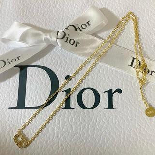 Dior - DIOR CDネックレス