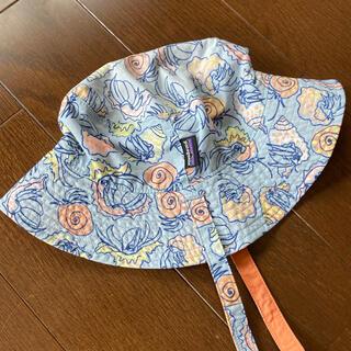 パタゴニア(patagonia)のpatagonia ベビー  帽子 12-24M(帽子)