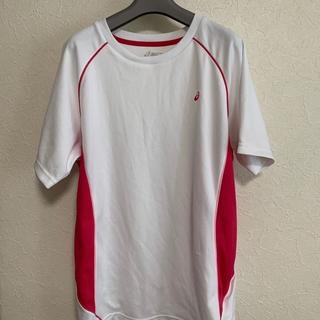 アシックス(asics)のアシックス スポーツウェアレディース用(Tシャツ(半袖/袖なし))