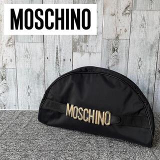 モスキーノ(MOSCHINO)のモスキーノ MOSCHINO セカンドバッグ クラッチバッグ ポーチ デカロゴ(クラッチバッグ)