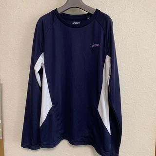 アシックス(asics)のアシックス スポーツウェアレディース用(Tシャツ(長袖/七分))