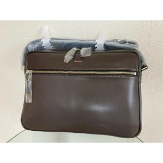 ポールスミス(Paul Smith)の新品 チョコ ビジネスバッグ PaulSmith ショルダーバッグ  (ビジネスバッグ)