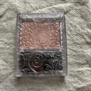 CEZANNE(セザンヌ化粧品) - セザンヌ パールグロウハイライト 02 ロゼベージュ