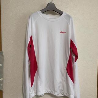 アシックス(asics)のアシックス レディーススポーツウェア(Tシャツ(長袖/七分))