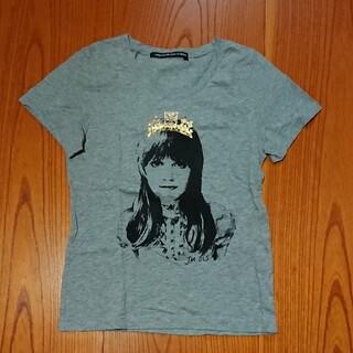 ジェーンマープル(JaneMarple)のjanemarple グレーTシャツ ジェーンマープル(Tシャツ(半袖/袖なし))