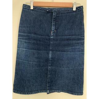 ポロラルフローレン(POLO RALPH LAUREN)のラルフローレン デニムスカート11号(ひざ丈スカート)