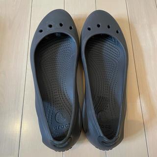 クロックス(crocs)のcrocs kadee W9 エスプレッソ(サンダル)