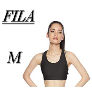 フィラ(FILA)のフィラ☆FILA☆ヨガウェア☆ブラトップ☆レディース☆ネイビー☆トレーニング(ヨガ)