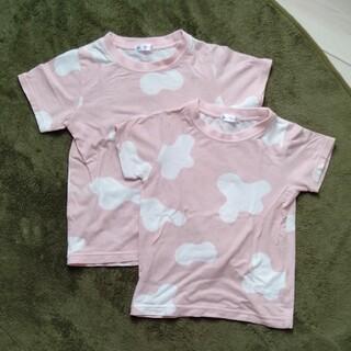 みいつけた! オフロスキー柄 Tシャツ2枚 サイズ100cmと110cm(Tシャツ/カットソー)