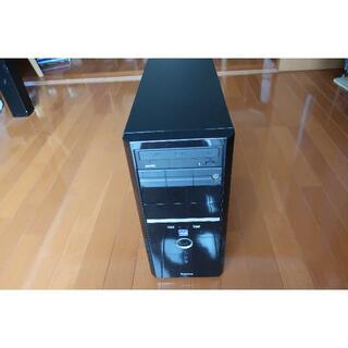 IIYAMA製デスクトップPC(改)(デスクトップ型PC)