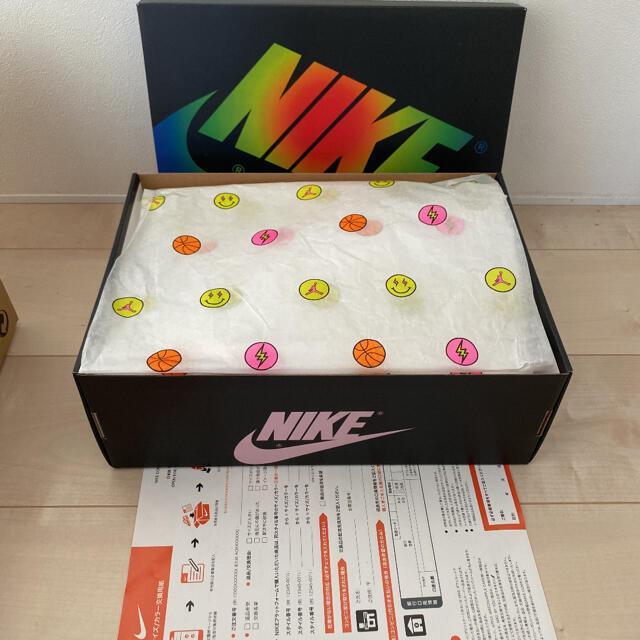 NIKE(ナイキ)のAIR JORDAN 1 HIGH OG x J Balvin 27.5㎝ メンズの靴/シューズ(スニーカー)の商品写真