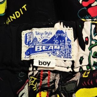 ビームスボーイ(BEAMS BOY)のBEAMS BOY 別注 サンサーフ テイラー東洋 アロハ柄 ショートパンツ(ショートパンツ)