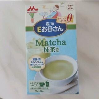 森永乳業 - Eお母さん 抹茶風味