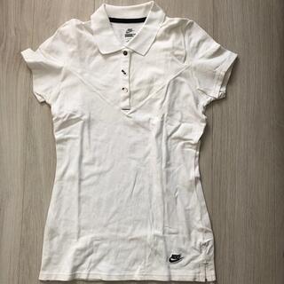 ナイキ(NIKE)のNIKE ポロシャツ Mサイズ(ポロシャツ)