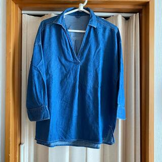 シマムラ(しまむら)のデニム カットソー(Tシャツ/カットソー(七分/長袖))