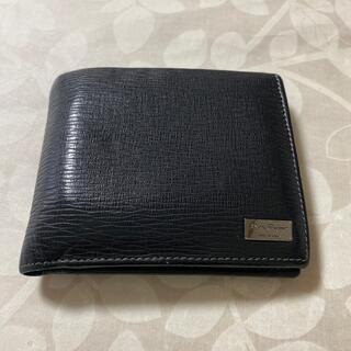 サルヴァトーレフェラガモ(Salvatore Ferragamo)のMYM様専用です。フェラガモ 紳士用 二つ折り財布 (折り財布)