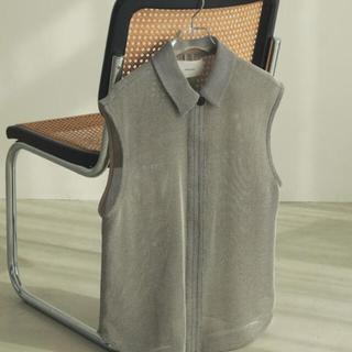 トゥデイフル(TODAYFUL)のSleeveless Mesh Shirts(Tシャツ(半袖/袖なし))