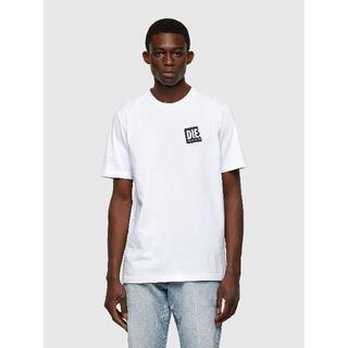 ディーゼル(DIESEL)の《今季アイテムお買い得》DIESEL ディーゼル Tシャツ ホワイト Sサイズ(Tシャツ/カットソー(半袖/袖なし))