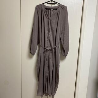 しまむら - ワンピース 羽織り L