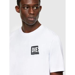ディーゼル(DIESEL)の《今季アイテムお買い得》DIESEL ディーゼル Tシャツ ホワイト XLサイズ(Tシャツ/カットソー(半袖/袖なし))