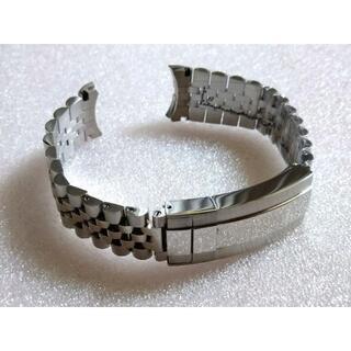 ロレックス(ROLEX)の新品 腕時計 ジュビリーベルト ロレックス対応 バックル40mm 社外品(金属ベルト)